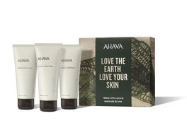 AHAVA Naturally Revitalizing Kit
