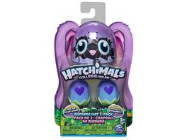 Spin Master Hatchimals Colleggtibles Serie 5 2 Pack Bunwee Hat