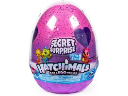 Spin Master Hatchimals Secret Surprise Playset mit 3 Hatchimals