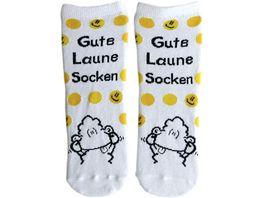 sheepworld Zaubersocken Gute Laune Socken