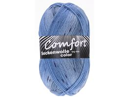 Sockenwolle Comfort Color 4 fach