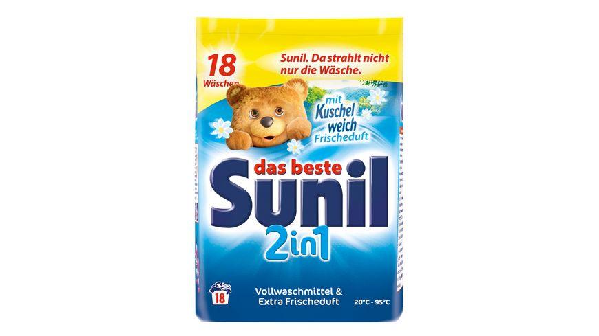 Sunil 2in1 Pulver