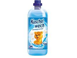 Kuschelweich Weichspueler Sommerwind