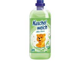 Kuschelweich Weichspueler Aloe Vera