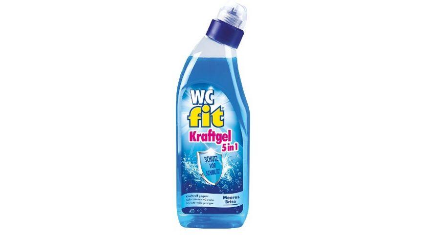 fit WC Kraftgel 5in1 Meeresbrise