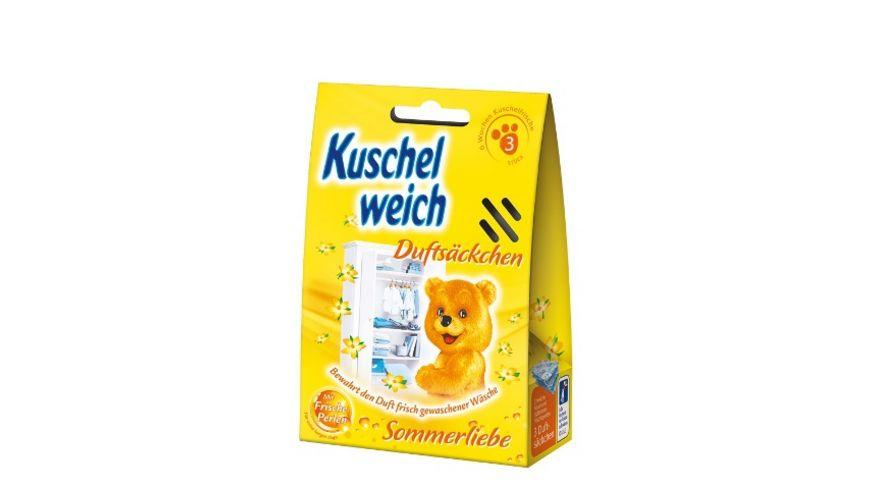 Kuschelweich Duftsaeckchen Sommerliebe