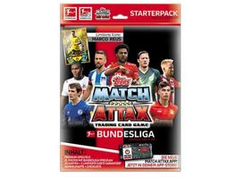 Topps Bundesliga Match Attax 2019 2020 Starterpack XL