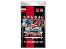 Topps Bundesliga Match Attax 2019 2020 25er Blister