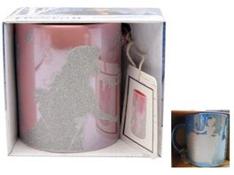 Joy Toy Frozen 2 Tasse mit Glitzermotiv