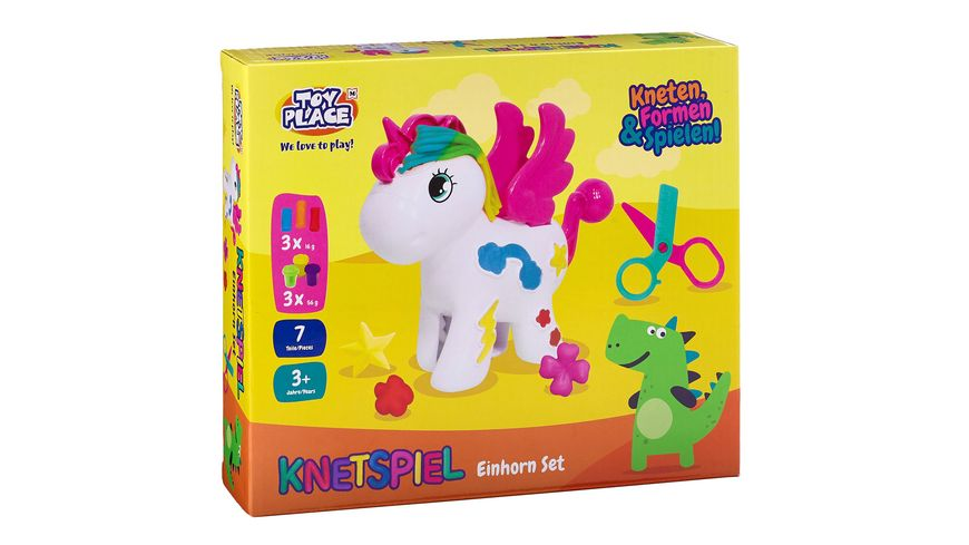 Mueller Toy Place Einhorn Knet Set