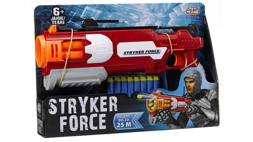 Mueller Toy Place Dart Blaster Stryker Force inkl 8 Darts