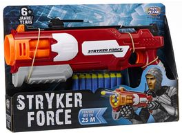 Mueller Toy Place Dart Blaster Stryker Force inkl 8 Darts