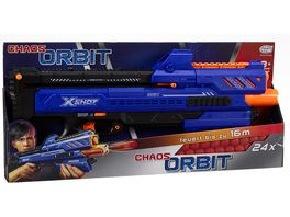 Mueller Toy Place Ball Blaster Chaos Orbit inkl 14 Baellen