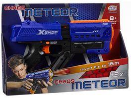 Mueller Toy Place Ball Blaster Chaos Meteor inkl 12 Baellen