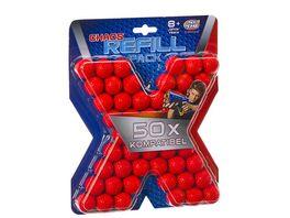 Mueller Toy Place Ball Blaster Refill Balls 50 Balls