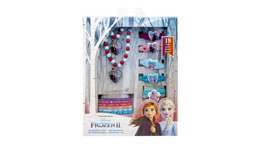 Joy Toy Frozen 2 Accessoire Set 18 teilig