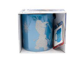 Joy Toy Frozen 2 Olaf Tasse mit Glitzer
