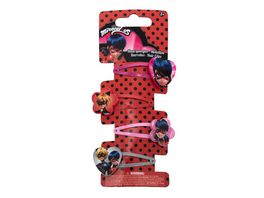 Joy Toy Miraculous 4 Haarspangen im Set