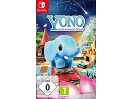 Yono und die himmlischen Elefanten