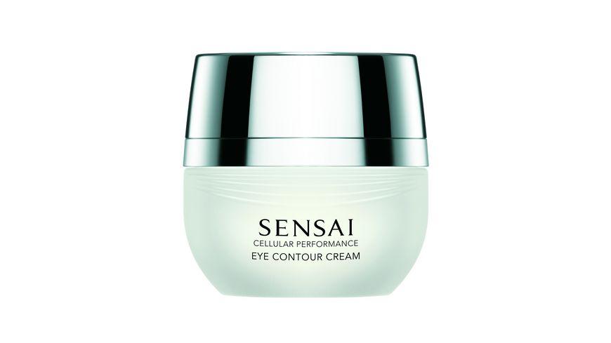 SENSAI CELLULAR PERFORMANCE Basis Linie Eye Contour Cream