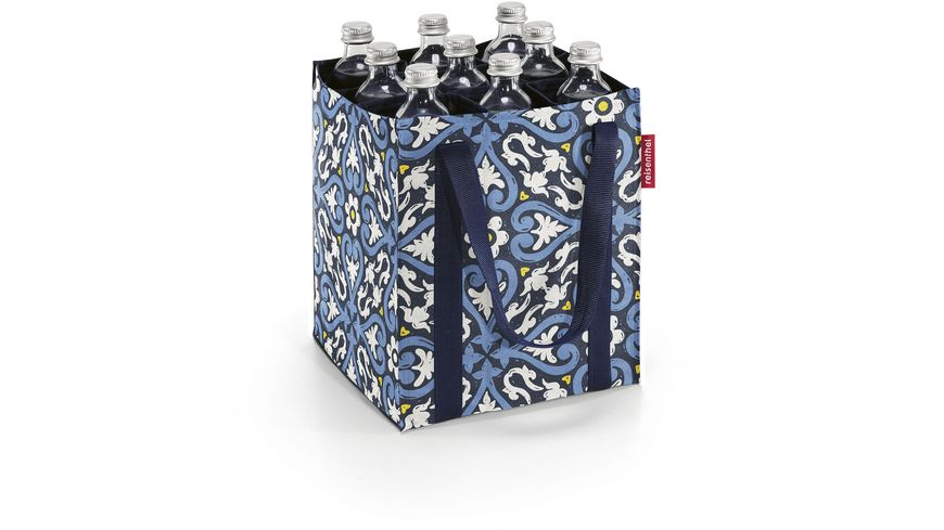 reisenthel bottlebag floral 1