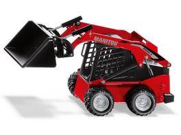 SIKU 3049 Farmer Manitou 3300V Kompaktlader