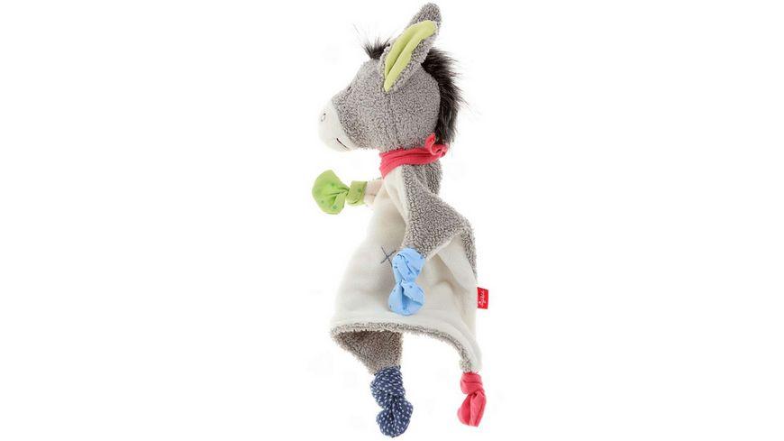 sigikid Schnuffeltuch Esel Debby Dumb 25 cm