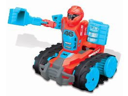 Maisto Tech Robo Fighter Rot Blau