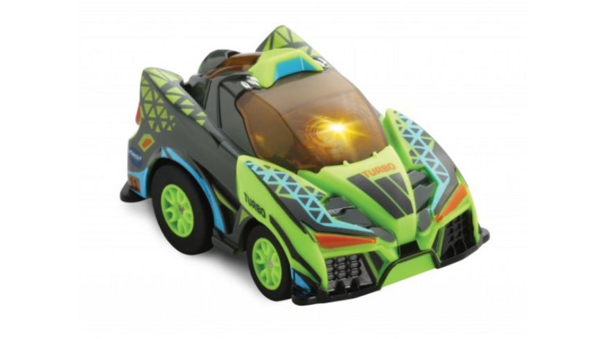 VTech Turbo Force Racers Race Car gruen