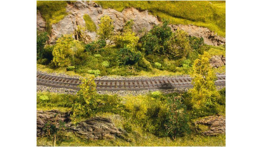 NOCH 60811 Perfekt Set Rechts links der Gleise