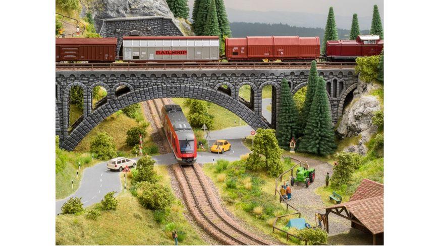 NOCH 60811 H0 Perfekt Set Rechts links der Gleise