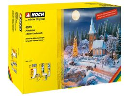NOCH 60815 H0 Perfekt Set Winter Landschaft