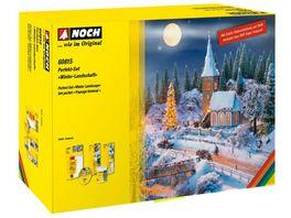 NOCH 60815 Perfekt Set Winter Landschaft