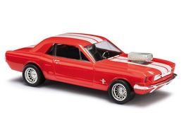 Busch Ford Mustang Coupe Muscle Car 47575