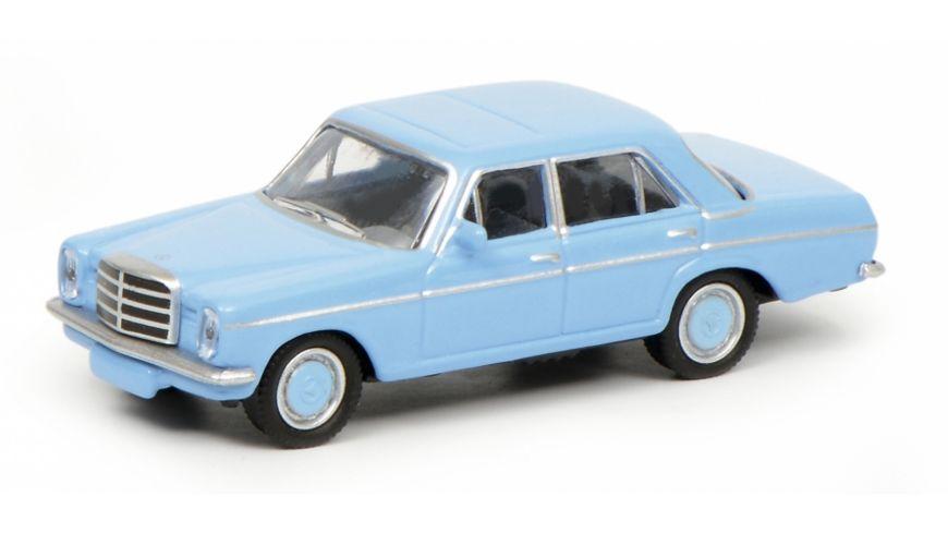 Schuco Edition 1 87 Mercedes Benz 8 blau