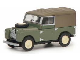 Schuco Edition 1 87 Land Rover 88 gruen