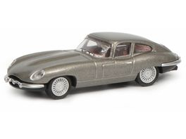 Schuco Edition 1 87 Jaguar E Type Coupe grau