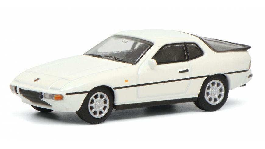 Schuco Edition 1 87 Porsche 924 S weiss