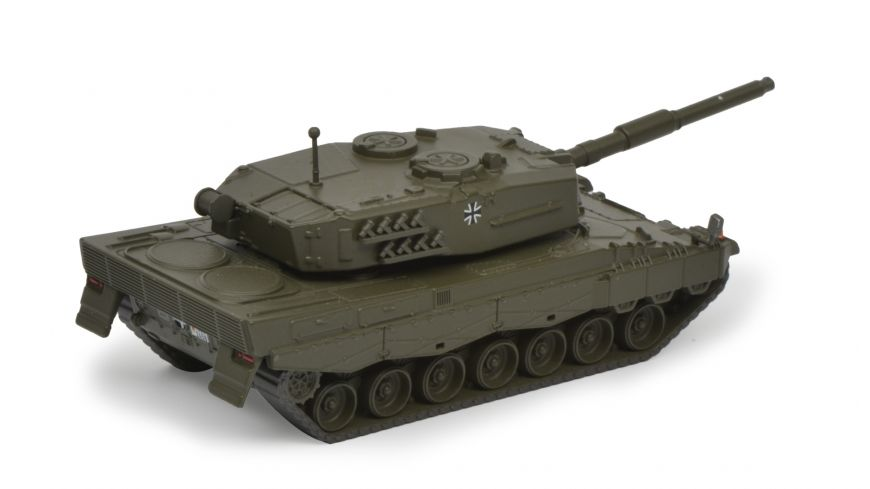 Schuco Edition 1 87 Leopard 2A1 Kampfpanzer Bundeswehr