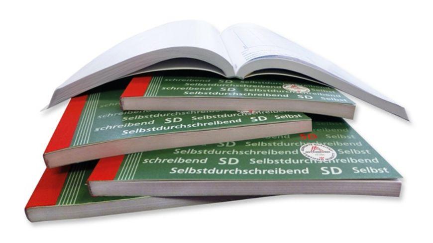 OMEGA Rechnungsbuch 949 OK A5 hoch 2x50 Blatt SD