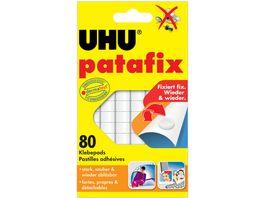 UHU patafix Original Klebepads 80 Stueck
