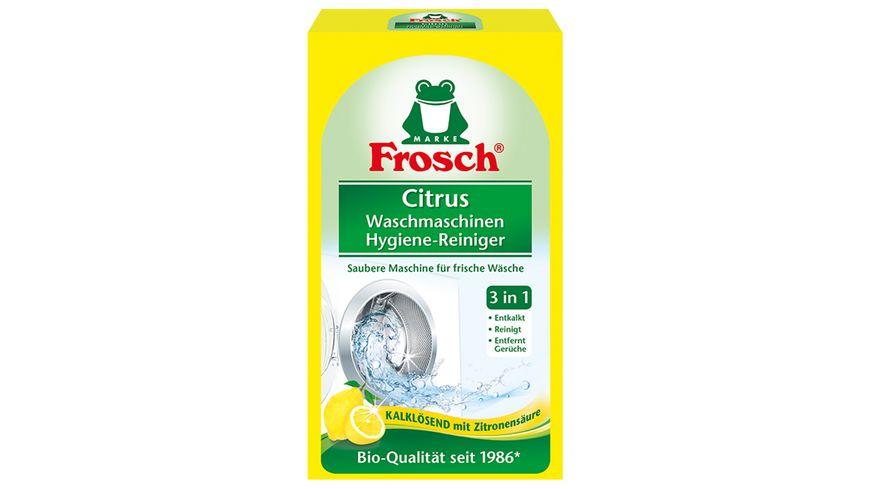 Frosch Waschmaschinen Hygiene-Reiniger
