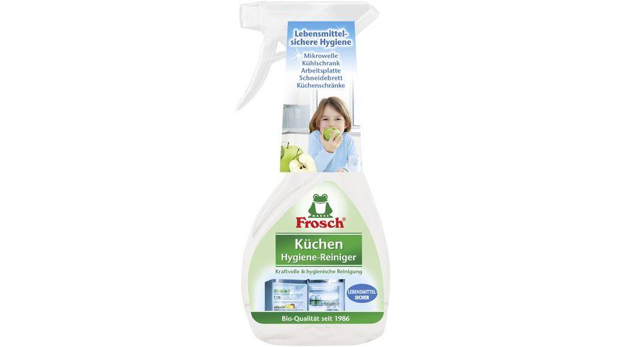 Frosch Küchen Hygiene-Reiniger