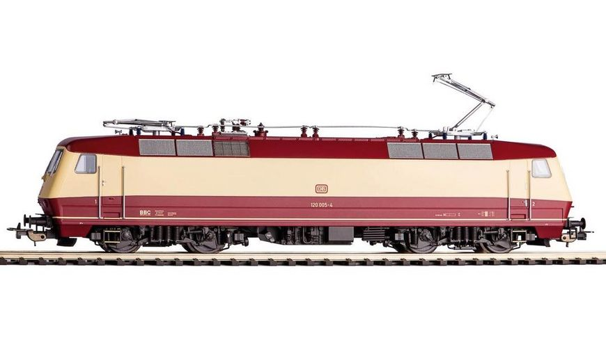 PIKO 51321 E Lok 120 005 4 Wechselstromversion