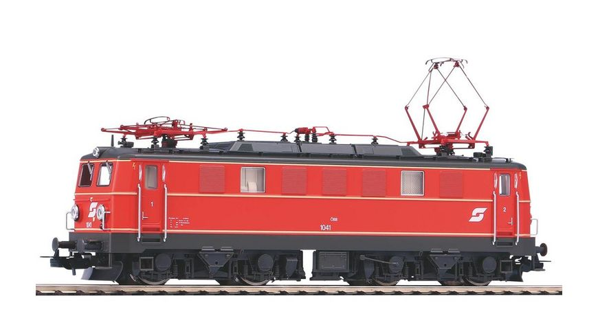 PIKO 51887 E Lok Rh 1041 OeBB Wechselstromversion