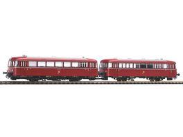PIKO 52730 Schienenbus 798 Steuerwagen 998 6
