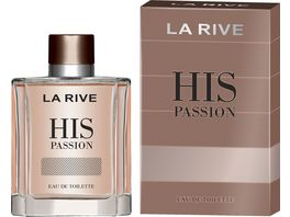 LA RIVE His Passion Eau de Toilette