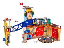 Simba Feuerwehrmann Sam Mega Feuerwehrstation XXL