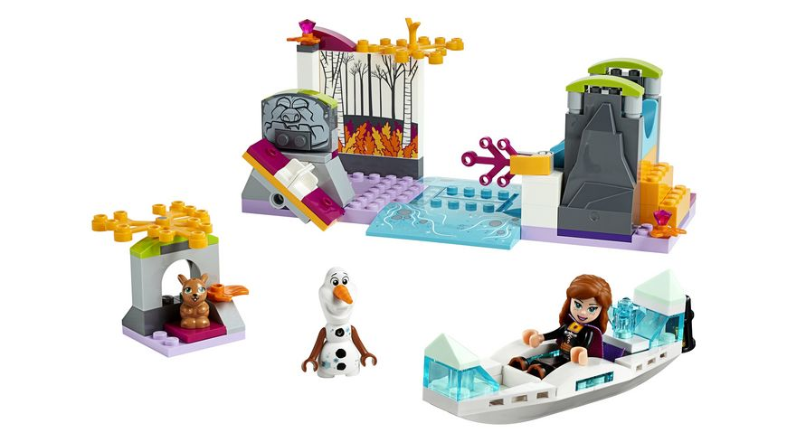 LEGO Disney Frozen II 41165 Annas Kanufahrt