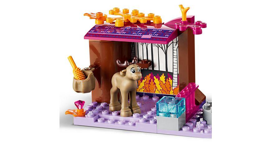 LEGO Disney Frozen II 41166 Elsa und die Rentierkutsche